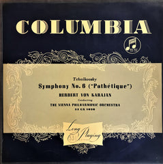 "Tchaikovsky / Symphony No. 6 (""Pathetique""), LP"