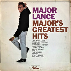 Major Lance ‎/ Major's Greatest Hits, LP