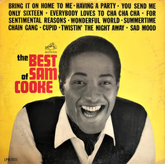 Sam Cooke / The Best Of Sam Cooke, LP