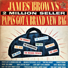 James Brown ‎/ Papa's Got A Brand New Bag, LP