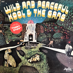 Kool And The Gang / Wild And Peaceful, LP
