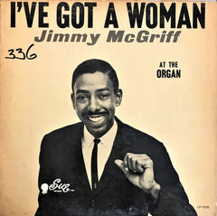 Jimmy McGriff ‎/ I've Got A Woman, LP
