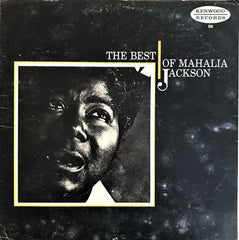 Mahalia Jackson / The Best Of Mahalia Jackson, LP
