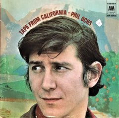Phil Ochs ‎/ Tape From California, LP