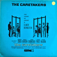 Elmer Bernstein ‎/ The Caretakers (Original Motion Picture Score), LP
