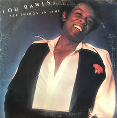 Lou Rawls ‎/ All Things In Time, LP