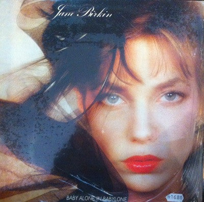 Jane Birkin / Baby Alone in Babylone, LP