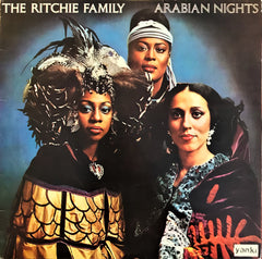 Ritchie Family, The / African Queens, LP