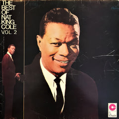 Nat King Cole / The Best of Nat King Cole Volume. 2, LP