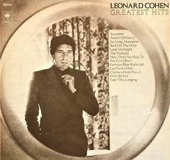 Leonard Cohen / Greatest Hits, LP