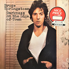 Bruce Springsteen / Darkness on the Edge of Town, LP