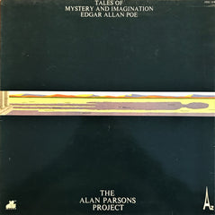 Alan Parsons Project, The / Tales of Mystery and Imagination Edgar Allan Poe, LP