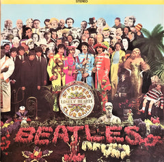 Beatles, The /  SGT. Pepper's Lonely Hearts Club Band, LP