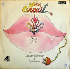 Claude Denjean & Synthesizer / Open Circuit, LP