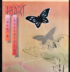 Heart / Dog & Butterfly, LP