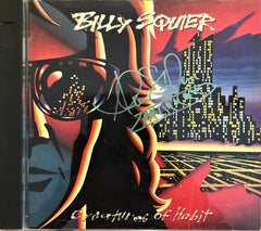 Billy Squier / Creatures Of Habit, CD
