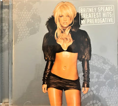 Britney Spears / Greatest Hits: My Prerogative, CD