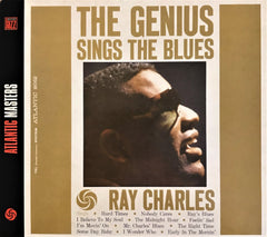 Ray Charles / The Genius Sings The Blues, CD