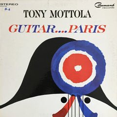 Tony Mottola / Guitar... Paris, LP