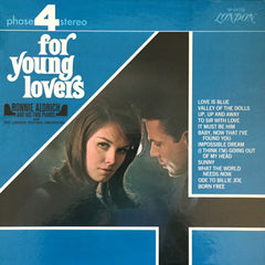 Ronnie Aldrich and his Two Pianos / For Young Lovers, LP