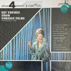 International All Stars / Hit Themes from Foreign Films, LP