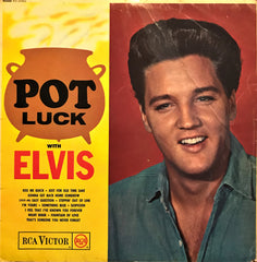 Elvis Presley / Pot Luck, LP