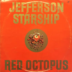 Jefferson Starship / Red Octopus, LP