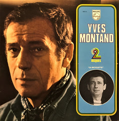 Yves Montand / Le Bicyclette, LP