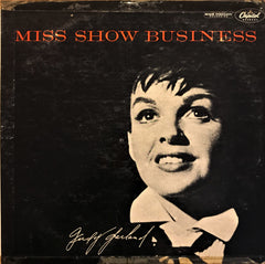 Judy Garland / Miss Show Business, LP