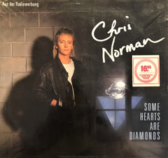 Chris Morman / Some Hearts Are Diamonds, LP