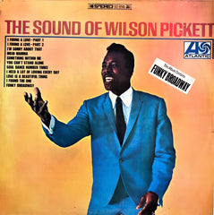 Wilson Pickett / The Sound of Wilson Pickett, LP