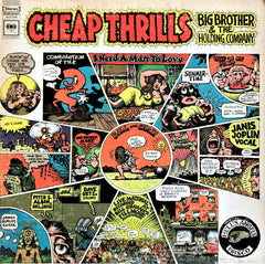 Janis Joplin, Big Brother & the Holding Company / Cheap Thrills, LP