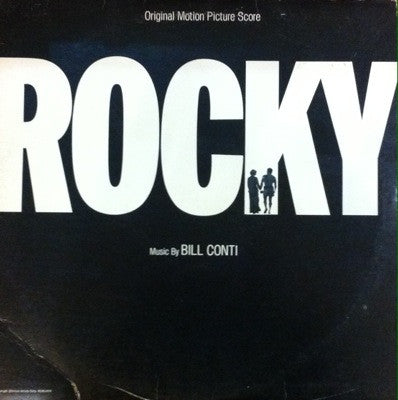 Rocky / Original Motion Picture Score, LP