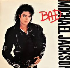 Michael Jackson / Bad, LP