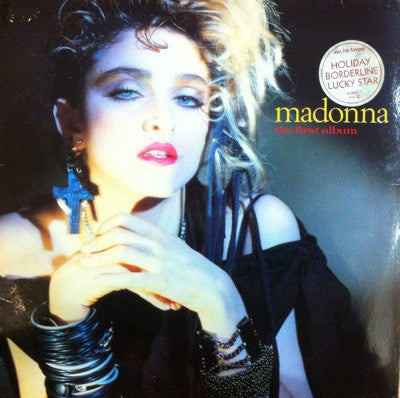 Madonna / The First Album, LP