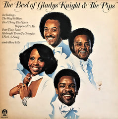 Gladys Knight & The Pips / The Best of Gladys Knight & The Pips, LP