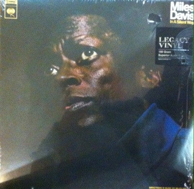 Miles Davis / In a Silent Way, LP