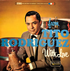 Tito Rodriguez / With Love, LP