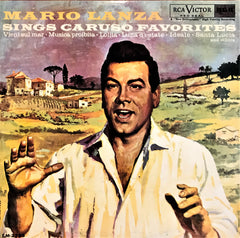 Mario Lanza / Mario Lanza Sings Caruso Favorites, LP