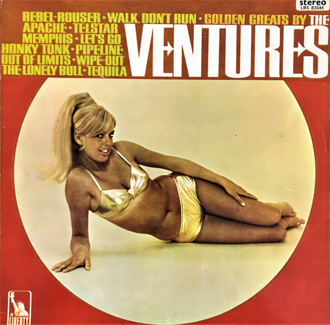 Ventures, The / Golden Greats, LP