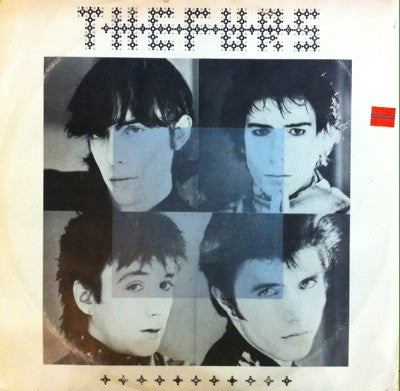 "Psychedelic Furs, The, Love My Way / Aeroplane, 12"" Single"