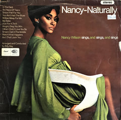 Nancy Wilson ‎/ Nancy - Naturally, LP