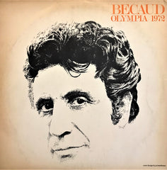 Gilbert Becaud / Olympia 1972, LP