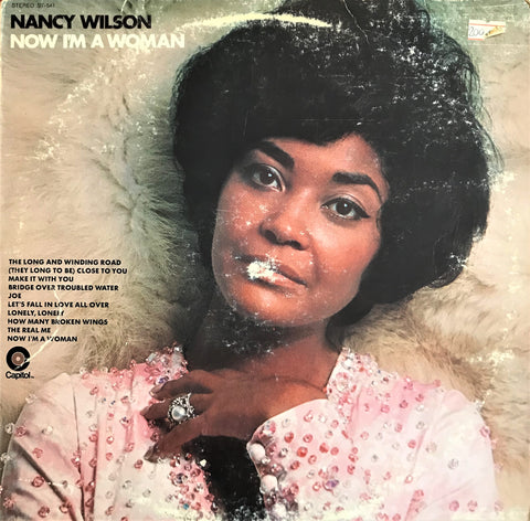 Nancy Wilson / Now I'm A Woman, LP