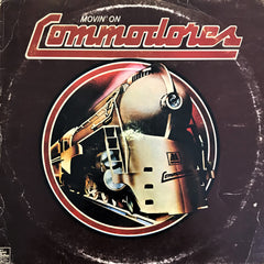 Commodores / Movin' On, LP