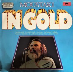 Georges Moustaki / In Gold, LP