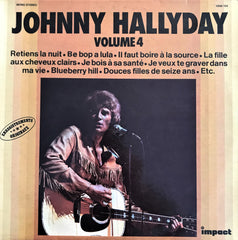 Johnny Hallyday / Volume 4, LP