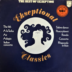 Ekseption / Ekseptional Classics - The Best Of Ekseption, LP