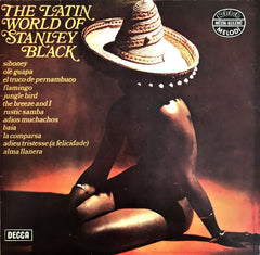 Stanley Black ‎– The Latin World of Stanley Black, LP