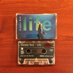 Simply Red / Life, Kaset